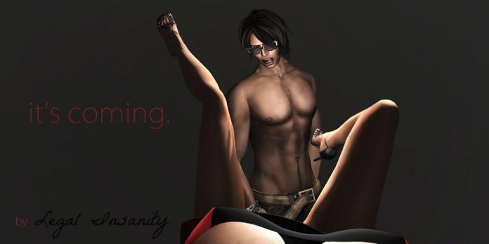 Legal Insanity - teaser adv. poster # 1